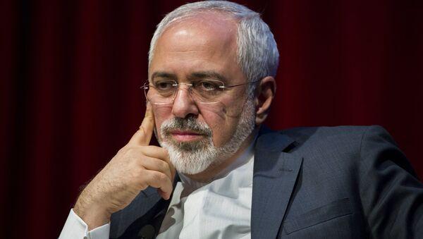 Ngoại trưởng Iran Mohammad Javad Zarif - Sputnik Việt Nam