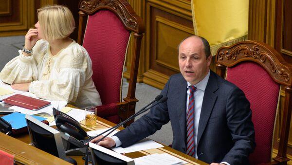 Chủ tịch Verkhovnaya Rada Andrei Parubiy - Sputnik Việt Nam