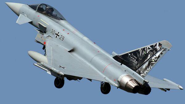 Eurofighter Typhoon của Không quân Đức - Sputnik Việt Nam