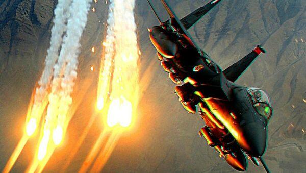 Máy bay Mỹ F-15 - Sputnik Việt Nam