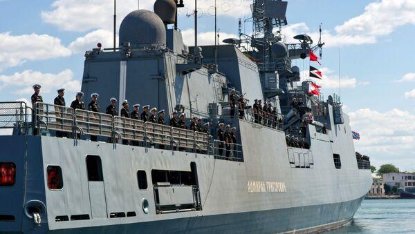 Tàu tuần Đô đốc Grigorovich - Sputnik Việt Nam