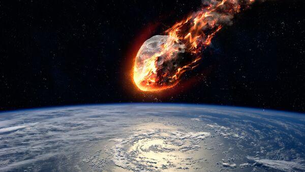Tiểu hành tinh gần Trái đất - Sputnik Việt Nam