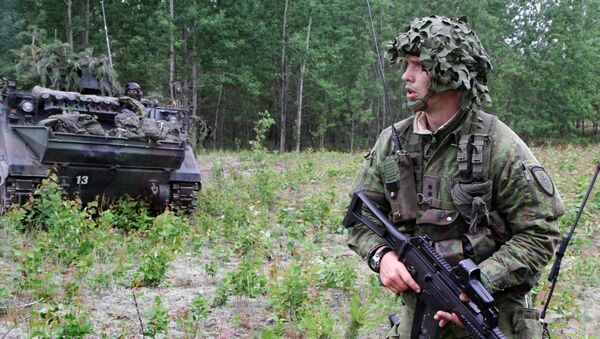 Lính NATO ở Litva - Sputnik Việt Nam