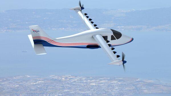 Máy bay chạy điện X-57 Maxwell - Sputnik Việt Nam