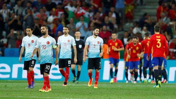 Thổ Nhĩ Kỳ và Tây Ban Nha - Sputnik Việt Nam