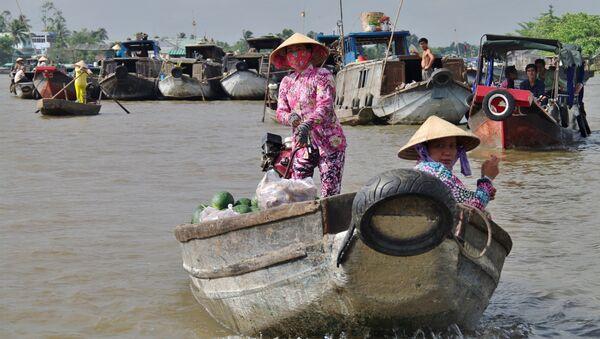 sông Cửu Long - Sputnik Việt Nam