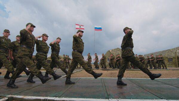 Giúp đỡ tùy theo khả năng: Liban mong muốn cái gì từ Nga - Sputnik Việt Nam