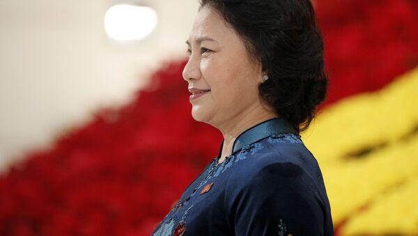 Nguyễn Thị Kim Ngân - Sputnik Việt Nam