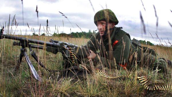 Lính Litva - Sputnik Việt Nam
