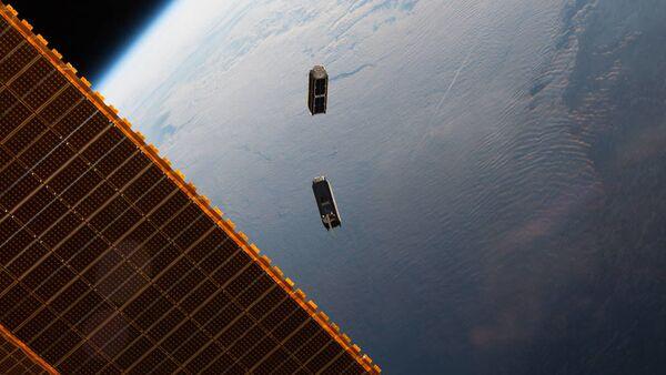 Vệ tinh CubeSats - Sputnik Việt Nam