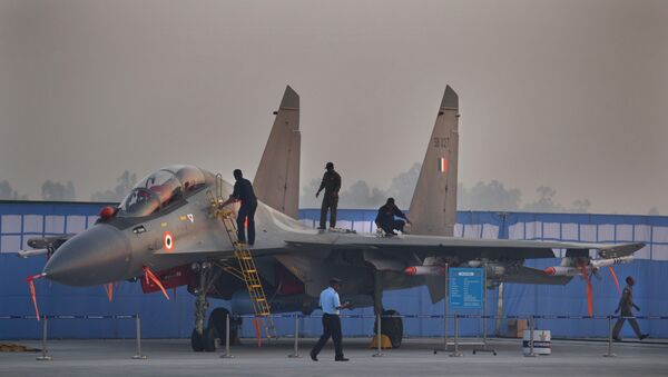 Su-30MKI - Sputnik Việt Nam