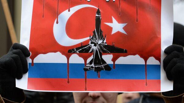 Hoạt động chống Thổ Nhĩ Kỳ ở Matxcơva - Sputnik Việt Nam