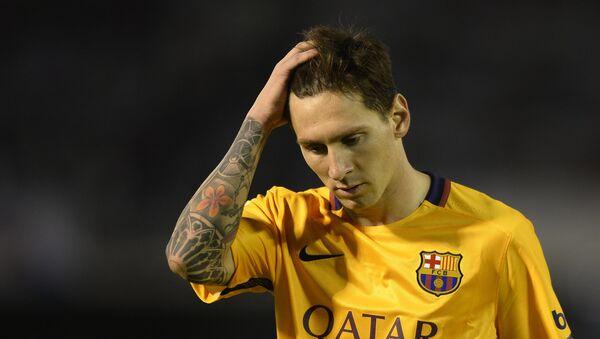 Lionel Messi - Sputnik Việt Nam