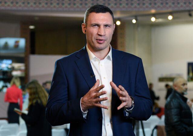 Thị trưởng Kiev Vitali Klitschko