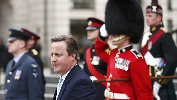 David Cameron - Sputnik Việt Nam