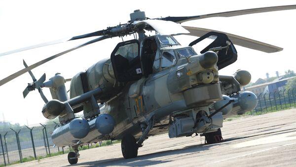Mi-28-NE  [Night Hunter] - Sputnik Việt Nam