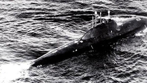 Tàu ngầm hạt nhân Xô-viết lớp Lira - Sputnik Việt Nam