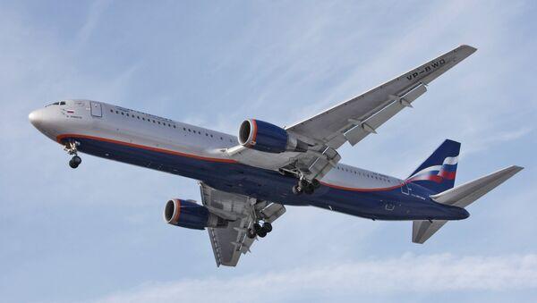 Aeroflot Airlines Boeing-767 - Sputnik Việt Nam