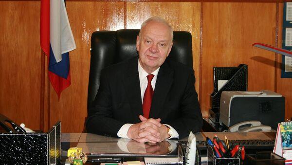 Đại sứ Nga tại Việt Nam Konstantin Vnukov - Sputnik Việt Nam