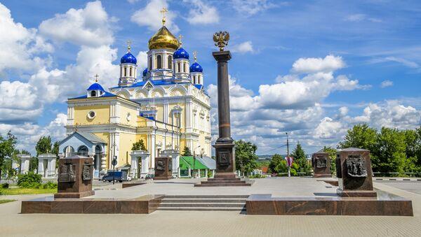 Nhà thờ Đức Mẹ lên trời, Elets - Sputnik Việt Nam