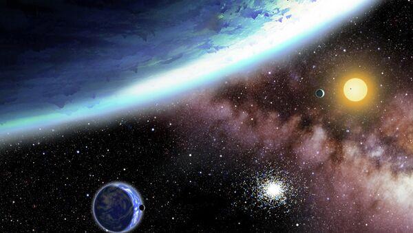 Hành tinh Kepler-62e và  Kepler-62f - Sputnik Việt Nam