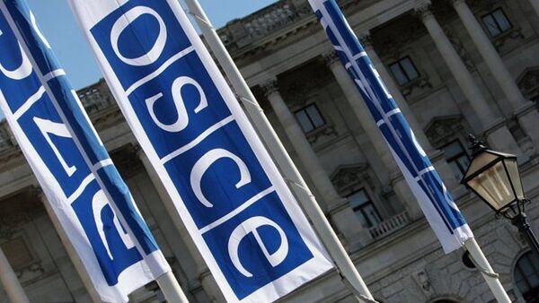 Logo của OSCE - Sputnik Việt Nam