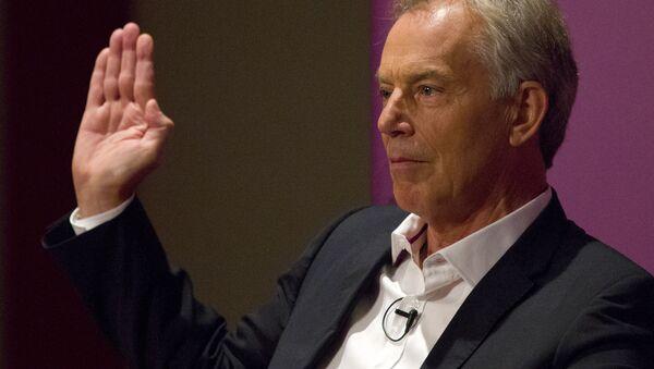 Cựu Thủ tướng Anh Tony Blair - Sputnik Việt Nam