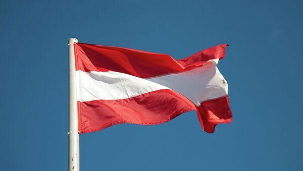 Quốc kỳ Áo - Sputnik Việt Nam