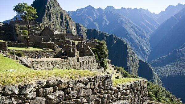 Thành phố cổ Machu Picchu, Peru - Sputnik Việt Nam