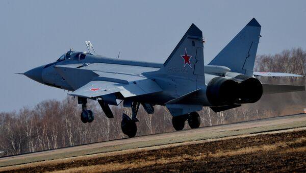 MiG-31BM - Sputnik Việt Nam