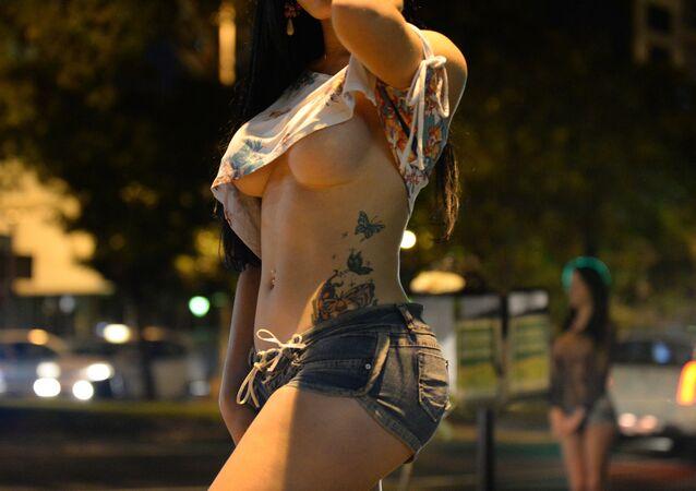 Gái mại dâm Brazil