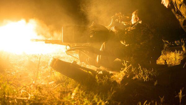 Ukraina gia tăng hoạt tính quân sự ở Donbass - Sputnik Việt Nam