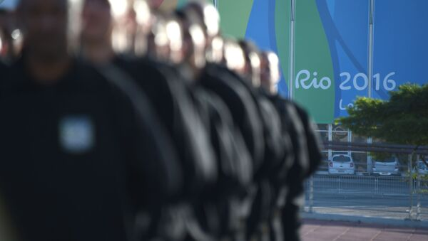 Rio de Janeiro liệu có an toàn cho những người tham gia và khách mời Thế vận hội Olympic? - Sputnik Việt Nam