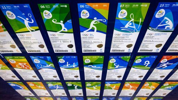 Thế vận hội Olympic tại Rio de Janeiro - Sputnik Việt Nam