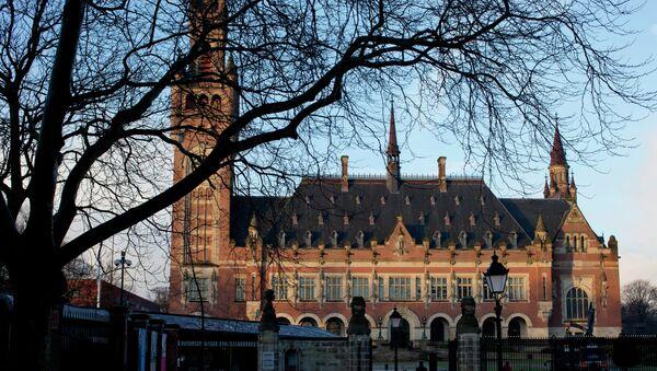 Tòa Trọng tài Thường trực (PCA) tại The Hague  - Sputnik Việt Nam