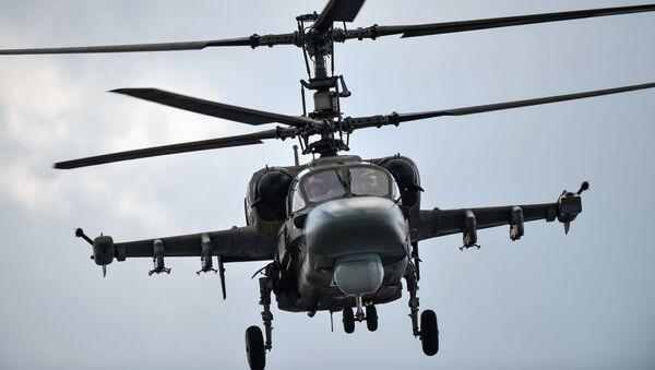 Ka-52 - Sputnik Việt Nam