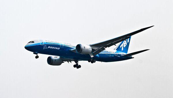 Boeing 787-8 Dreamliner - Sputnik Việt Nam