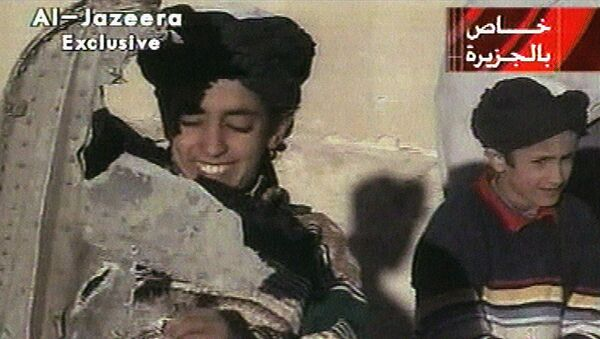 Hamza Bin Laden - Sputnik Việt Nam