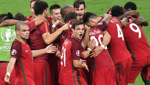 Đội tuyển Bồ Đào Nhà là vô địch Euro-2016 - Sputnik Việt Nam