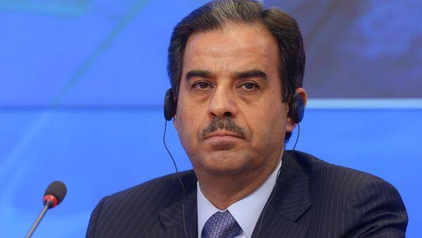 đại sứ Liban tại Nga Shawki Bou Nassar - Sputnik Việt Nam