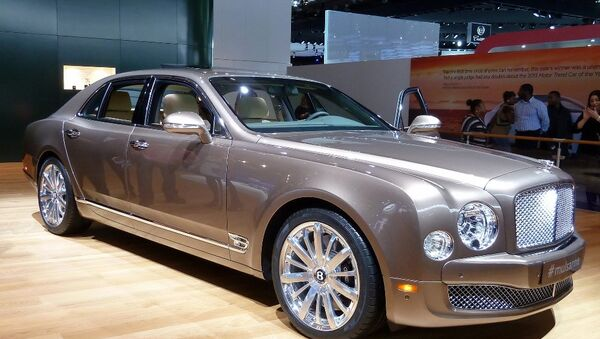 Xe Bentley - Sputnik Việt Nam