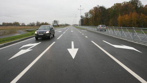 Xa lộ ở tỉnh Kaliningrad - Sputnik Việt Nam
