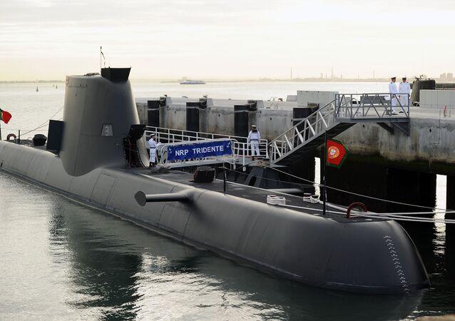 Tàu ngầm lớp Tridente của Hải quân Bồ Đào Nha