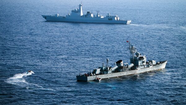 Tàu Trung Quốc ở Biển Đông - Sputnik Việt Nam