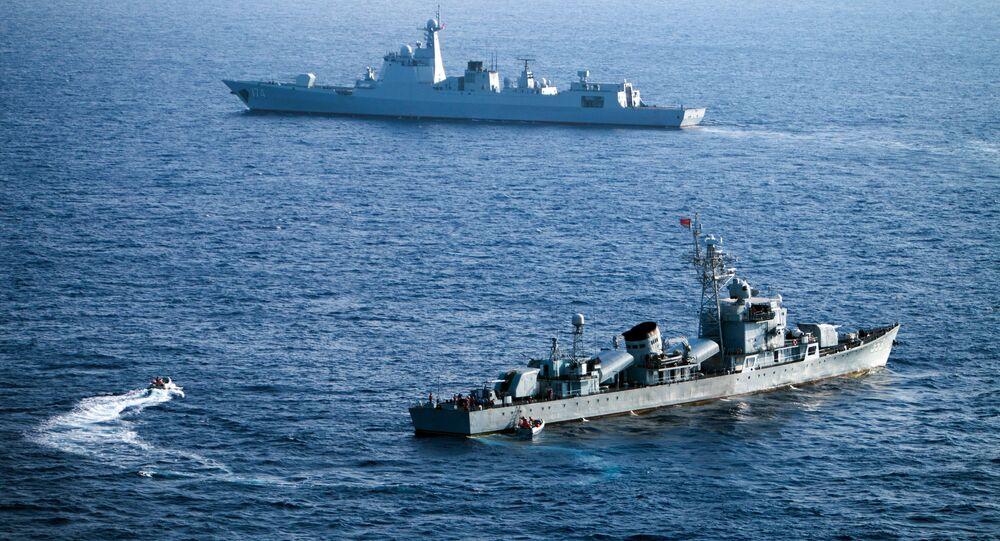 Tàu Trung Quốc ở Biển Đông