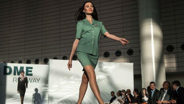DME Runway  - thời trang cao cấp với phong cách Hàng không - Sputnik Việt Nam