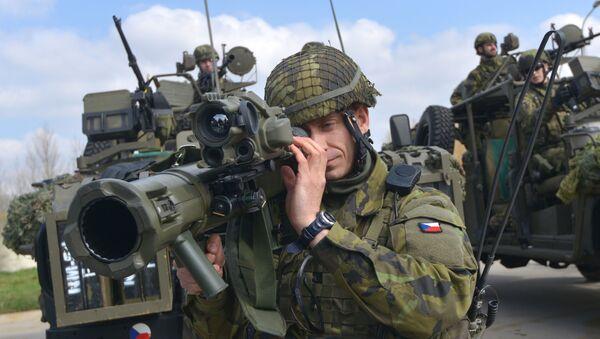 NATO ở Cộng hòa Séc - Sputnik Việt Nam