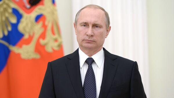Lời chia buồn của Tổng thống Putin gửi đến Tổng thống Hollande và nhân dân Pháp - Sputnik Việt Nam