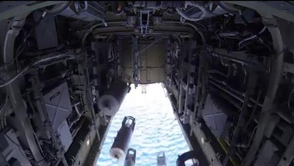 Tấn công của Lực lượng Không quân Vũ trụ Nga ở Syria - Sputnik Việt Nam
