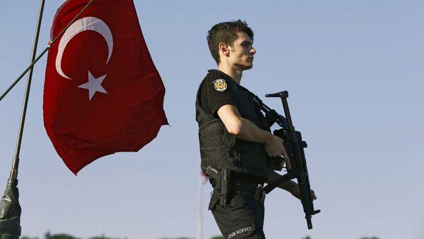 Tình hình ở Thổ Nhĩ Kỳ sau nỗ lực đảo chính - Sputnik Việt Nam